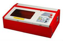 china high quality Rabbit 30W mini 3040 laser engraver