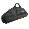 Black compound bow bag for hungting and archery bow arrows bag arrow cylinder bow case
