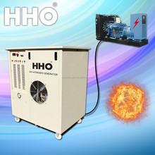 CE Certification generator running on water saving fuels