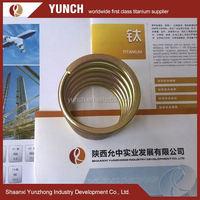 titanium leaf spring,titanium compression spring ,titanium spring bike parts