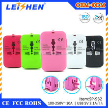 2015 hot selling new products CE ROHS certificated universal power adapter for Premium Gift