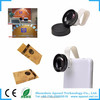 2015 Newest clip-on 5X telephoto lens mobile phone accessory lens for smartphone APL-ST5X