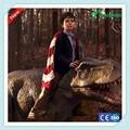 caminar animatrónicos dinosaurio de títeres para niños
