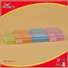Multi-purpose plastic mini jewelry storage case