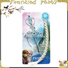 frozen cheap princess crown 4 piece set frozen elsa crown FGHD-0134
