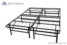 Sleep Master Platform metal bed base/Mattress Foundation Queen