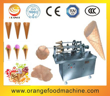 Most popular sugar cone and ice cream cone making and baking machine