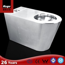 Water Mark Approved Stainless Steel Disabled Toilet Bowl