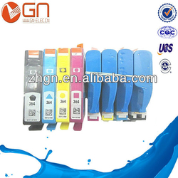 Original for HP 364 setup Ink Cartridges For HP Photosmart C6380 All-in-One Printer (CD028A)