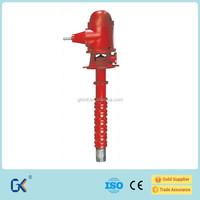 Electric Vertical Turbine Fire Fighting Pump