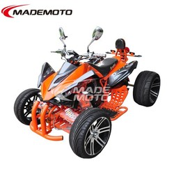 Orange Color 4-Speed 2 Seaters 250cc Displacement ATV for Sale (AT2001)