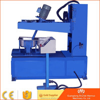 Automatic Leather Buffing Wheel Machine