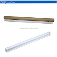 9W T8 LED Tube Lighting85-260V AC Comeptitive 3 years warranty Best quality easy install removable t8 9w v shape led Coreach