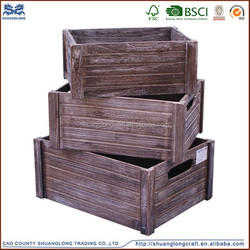 Wooden milk crates recommended wooden milk crates for Vintage crates cheap