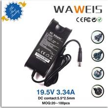 Original laptop chargers for Dell RX929 FA65NE0-00, 19.5V 3.34A 65w PA-2E Family Ultra Slim