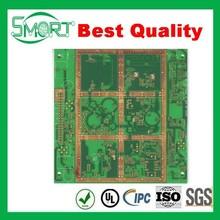 China pcb board, circuit board pcb, am fm radio pcb circuit board, mini pocket digital am fm radio motherboard