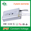 constant voltage led strip light driver ul ip67 waterproof 60w class 2 power supply 12v