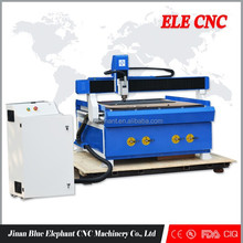 factory supply 1212 advertising cnc router, aluminum cnc router for making mould