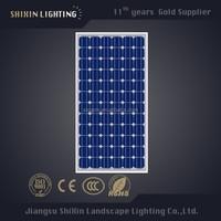12v monocrystalline pv solar panel 300w with lower price