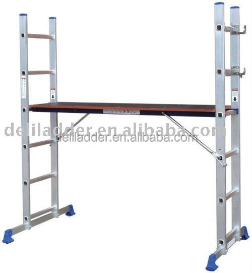 Aluminum Scaffold Stairs : High quality aluminum scaffolding ladder for sale buy