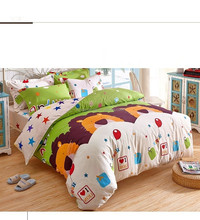 high quality children ward room bedding set