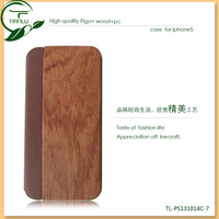 Direct manufacture phone wood cases for iphone perfect texture,England Luxury flip case oem hot selling wallet case for iphone 5