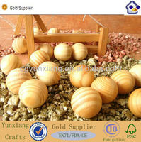 Scent wooden ball aroma wooden balls