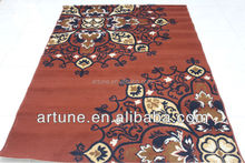 Eco-friendly ,moisture-absorbent , recycled features and BCF pattern PET pp carpet