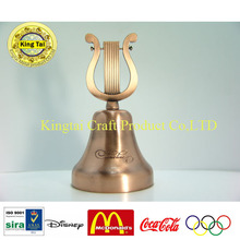 Hot Selling Custom Cheap christmas ornament bell