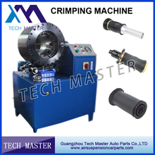 Brand new hydraulic hose crimping machine for air suspension