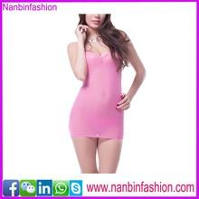 nanbifnashion pink see-through babydoll lingerie x girls photos open