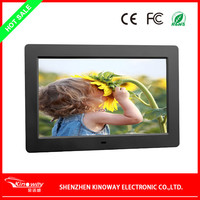 """12YEAR FACTORY! GRADE A SCREEN 10"""" DIGITAL PHOTO FRAME ,CE/FCC/ROHS/ISO9000/BSCI"""