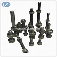 motorcycle hex gr5 titanium bolts