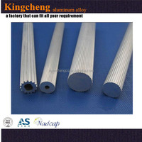 Factory supply extrusion solid cold drawn aluminum rod round bar st52-3
