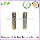 1.5v lr6 aa alcalinas bateria para controle remoto
