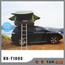 Mounts on Roof Rack 4X4 Accessories Camper Van Waterproof Canvas Roof Top Tent
