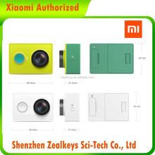 Official Authorized White Green Mini 1080p Smart Xiaomi Yi Action Camera