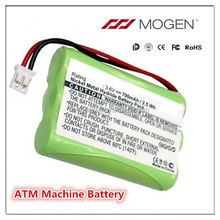 Replacement Nimh Battery 3.6V 700Mah ATM Machine Battery NiMH Odm Atm Machine Battery