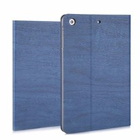 Anti-slip smart wake and up Customize leather case for iPad 2 3 4
