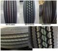 Usados al por mayor de descarga de camiones semi 11r22.5 ruedas de neumáticos de camión con heavy duty