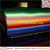 Grade A Bright Color felt used for making handicraft