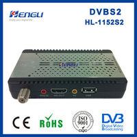 good price dvb-s2 MPEG4 H.264 FTA digital mini hd xmaster receiver