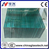 CE/CCC/ISO Certified Flat/Bent Clear/Colored 6mm Toughened Glass
