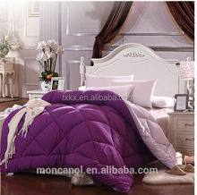 soft and comfortable wool comforter