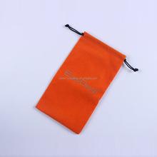 velvet eyebrow pencil pouch
