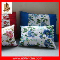 China Wholesale Cushion Cover Cotton Pillow