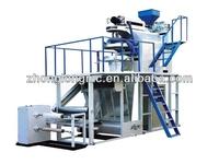 water cooling plastic film blowing machine PE, PP