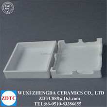Insulating Ceramics Type and Alumina Material Alumina Ceramic Crucible