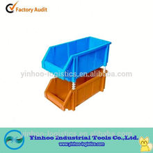 high quality customized plastic stackable storage bin for things organized
