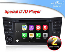 Car dvd player radio for Mercedes Benz gps navigation system for E/G/CLS class